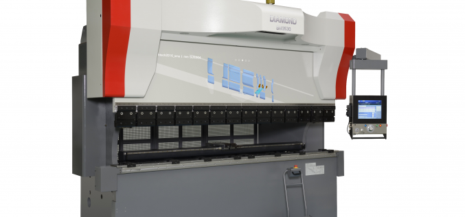 MC Machinery Offers VIDERE Intuitive Information System for Press Brake