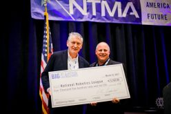 BIG KAISER Presents Donation to NRL at Annual MFG Meeting