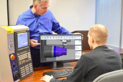 NEW FANUC MACHINING SIMULATOR  BRINGS DESIGN-TO-PRODUCTION TRAINING TO THE CLASSROOM