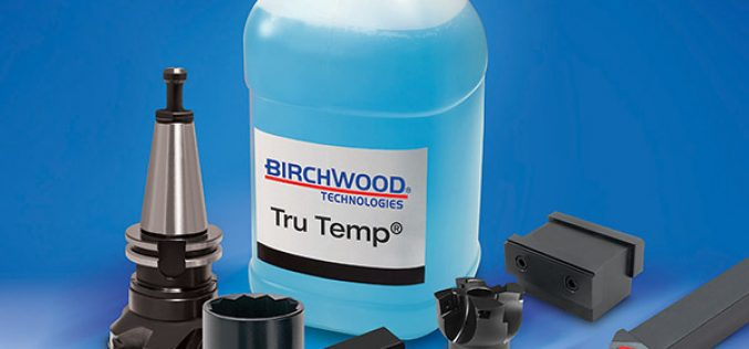 TRU TEMP® Black Oxide Finish Is Ideal For Machine Tool Components