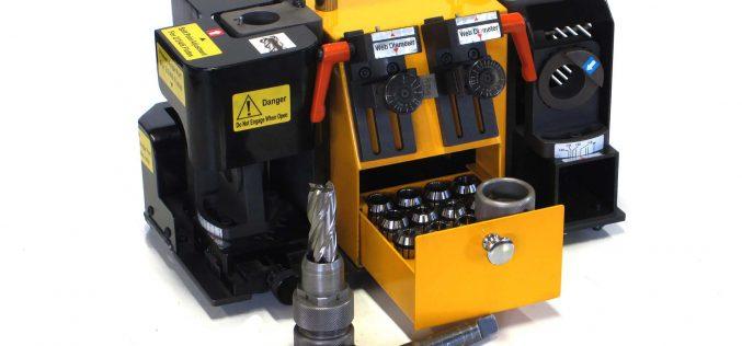 Tabletop tool sharpeners