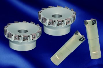 SUMITOMO'S INTRODUCES TSX SERIES  FOR HIGH EFFICIENCY SHOULDER MILLING
