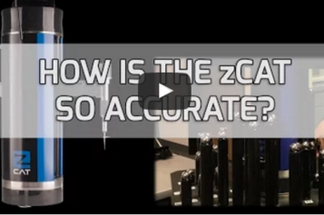 zCAT: The world's first truly portable DCC Coordinate Measuring Machine