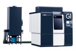 HWACHEON INTRODUCES HIGH SPEED, HIGH PRECISION Hi-M G1 VERTICAL MACHINING CENTER FOR GRAPHITE