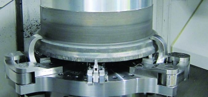 Workholding: Building chucks to hold wheels