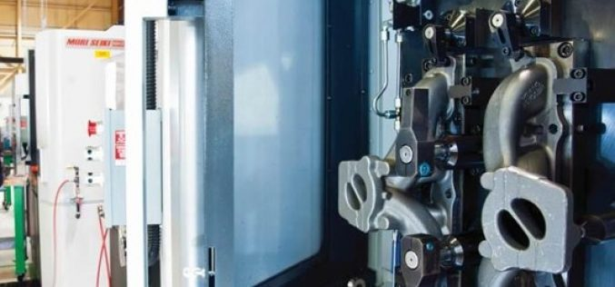 Shrinking Costs: The Tool Life and Cycle Time Advantages of Shrink-Fit Tooling