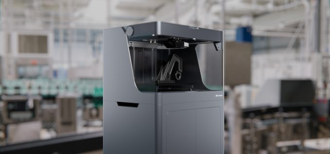 MARKFORGED INTRODUCES TWO NEW INDUSTRIAL 3D PRINTERS FOR LOCAL MANUFACTURING