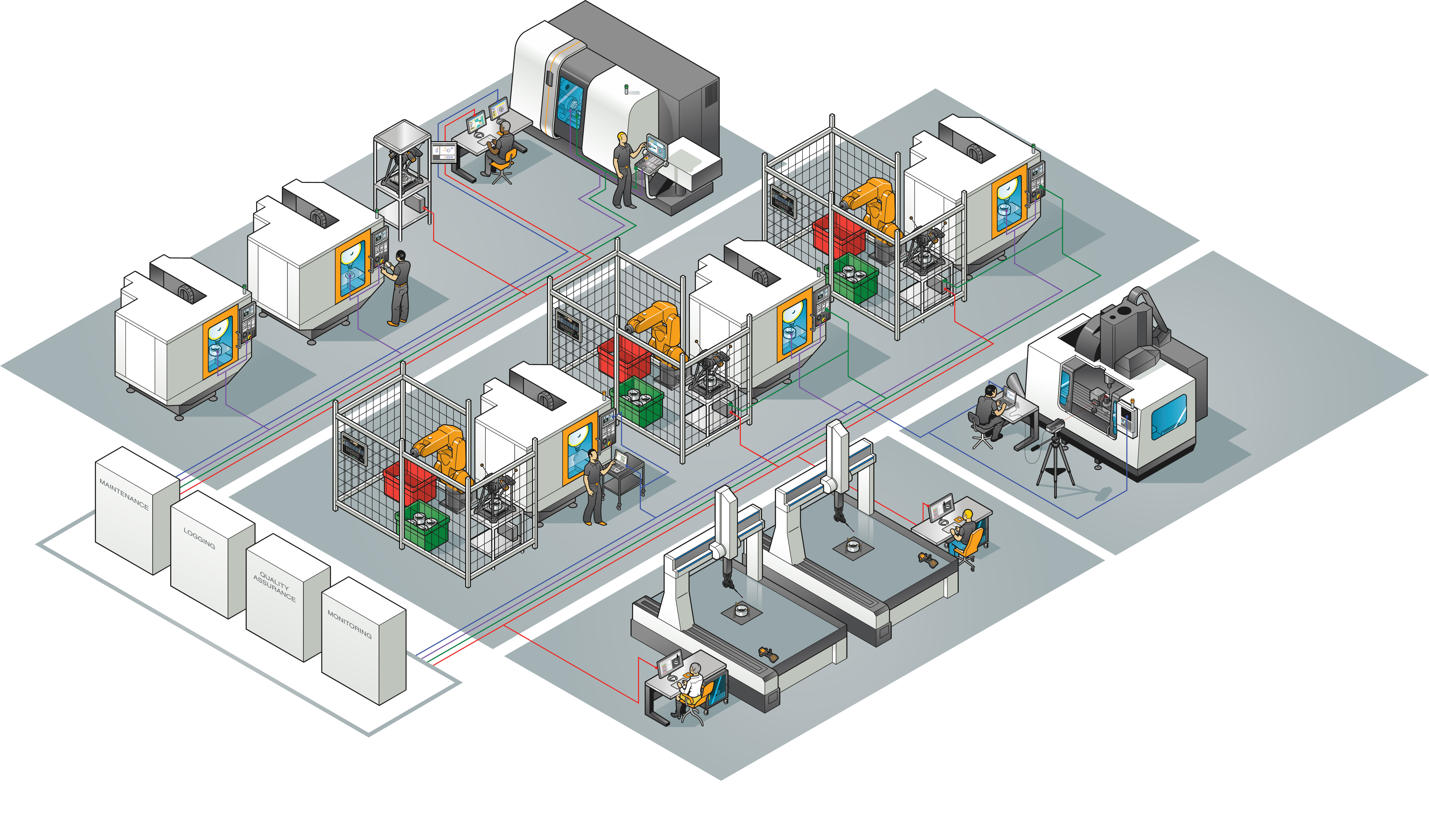Renishaw Presents Its Latest Smart Factory Solutions at IMTS